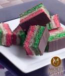 Tri-Color Cookie from Molti Gusti